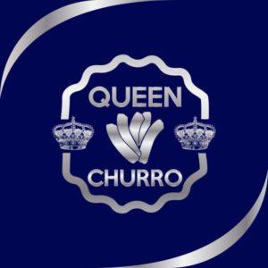 queen churro logo
